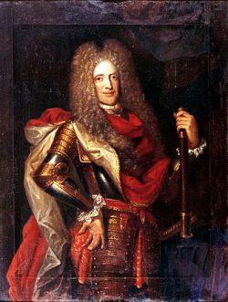 Gemälde von Anton Ulrich von Braunschweig