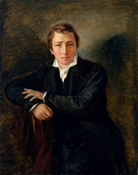 Gemälde von Heinrich Heine