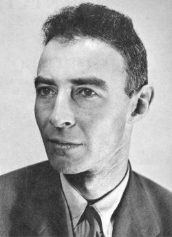 Bild von Robert Oppenheimer