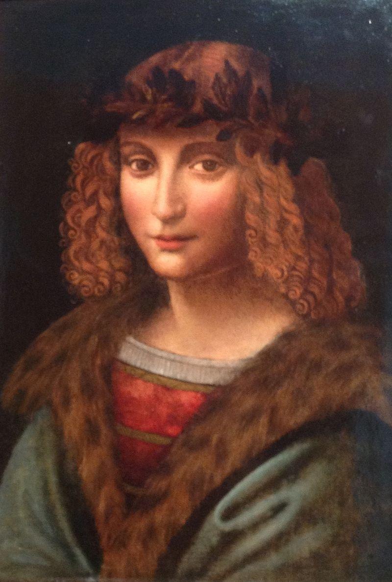 Gian Giacomo Caprotti, Schüler und Geliebter Leonardo da Vincis