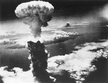 Atombombe über Hiroshima