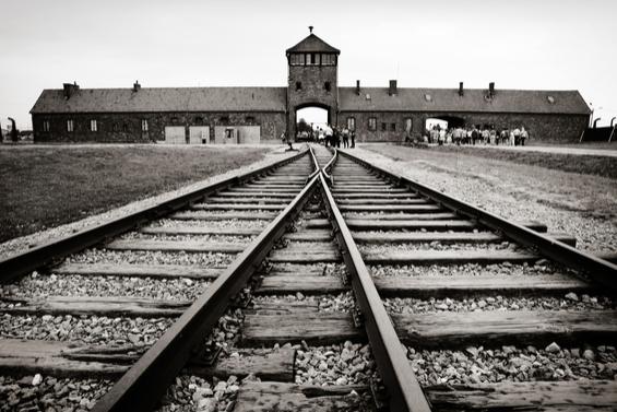 Konzentrationslager von Auschwitz