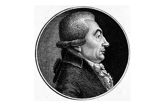 Portrait Caspar Siebold