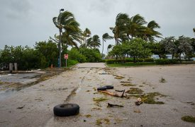 Florida verwüstet
