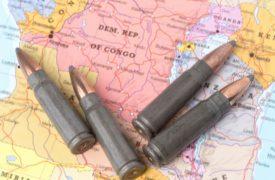 Karte und Munition